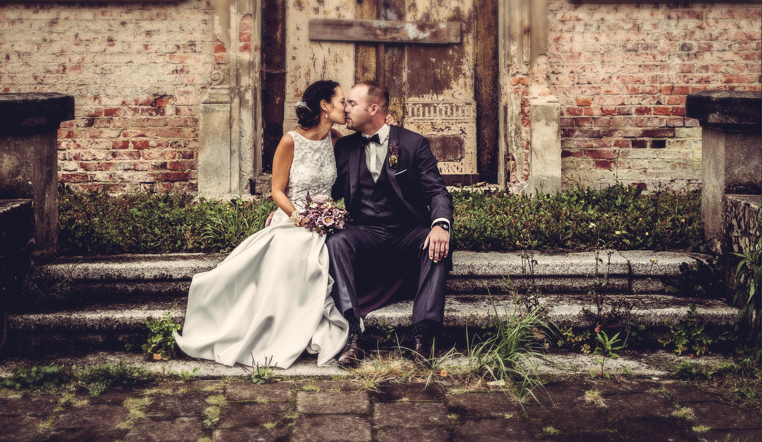Boho Vintage Hochzeit