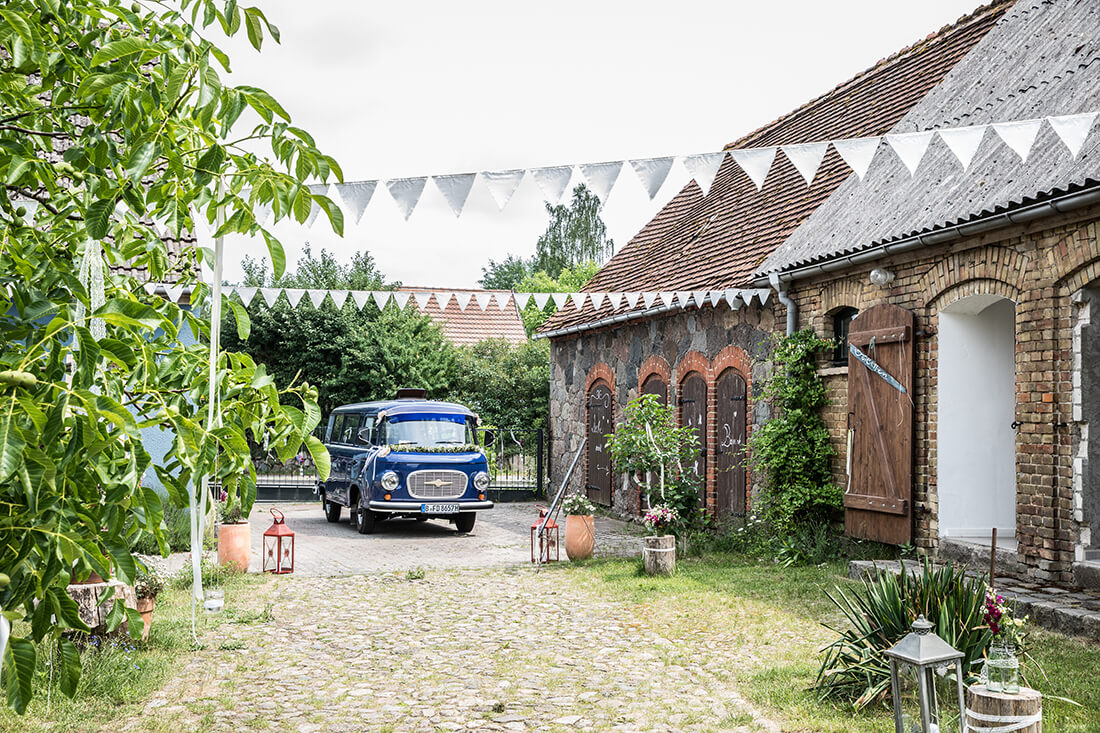 Hochzeitslocation Schmetterlingsgarten Innenhof © Miriam Ellerbrake 2018