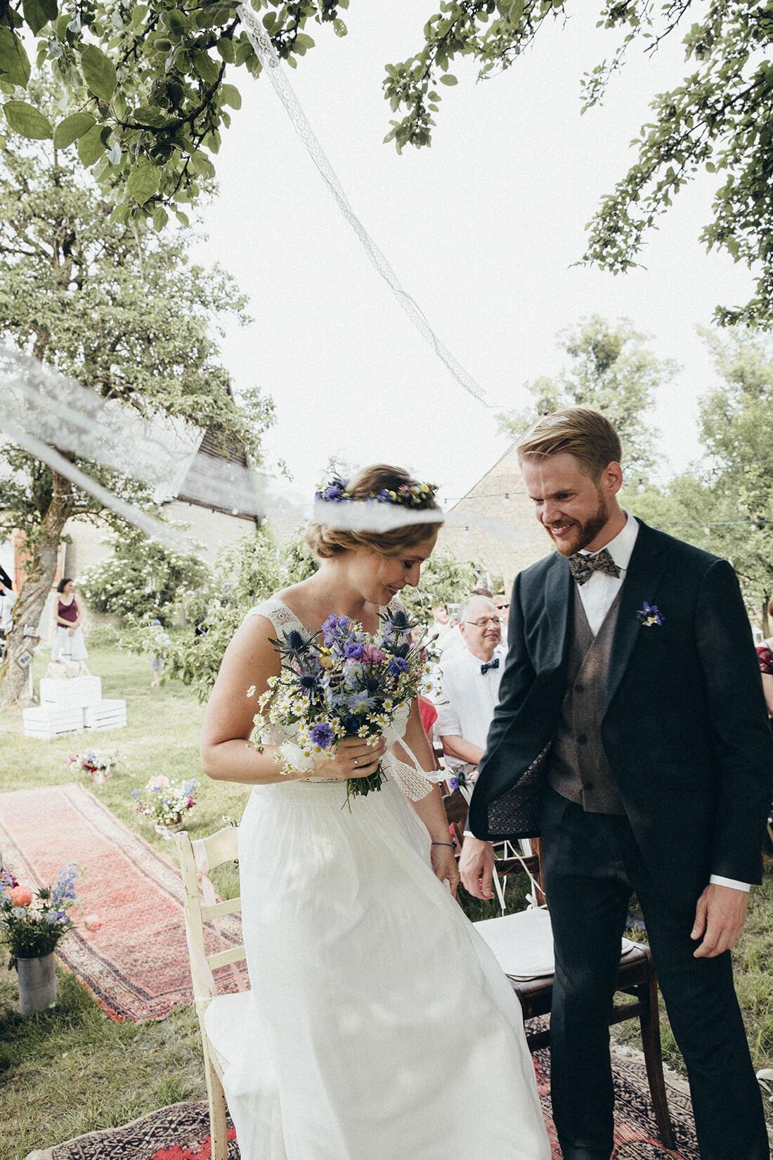 Hochzeitsreportage im Schmetterlingsgarten © Hochzeitsfotograf Miriam Ellerbrake 2018